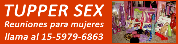 Banner Sex Shop Martinez